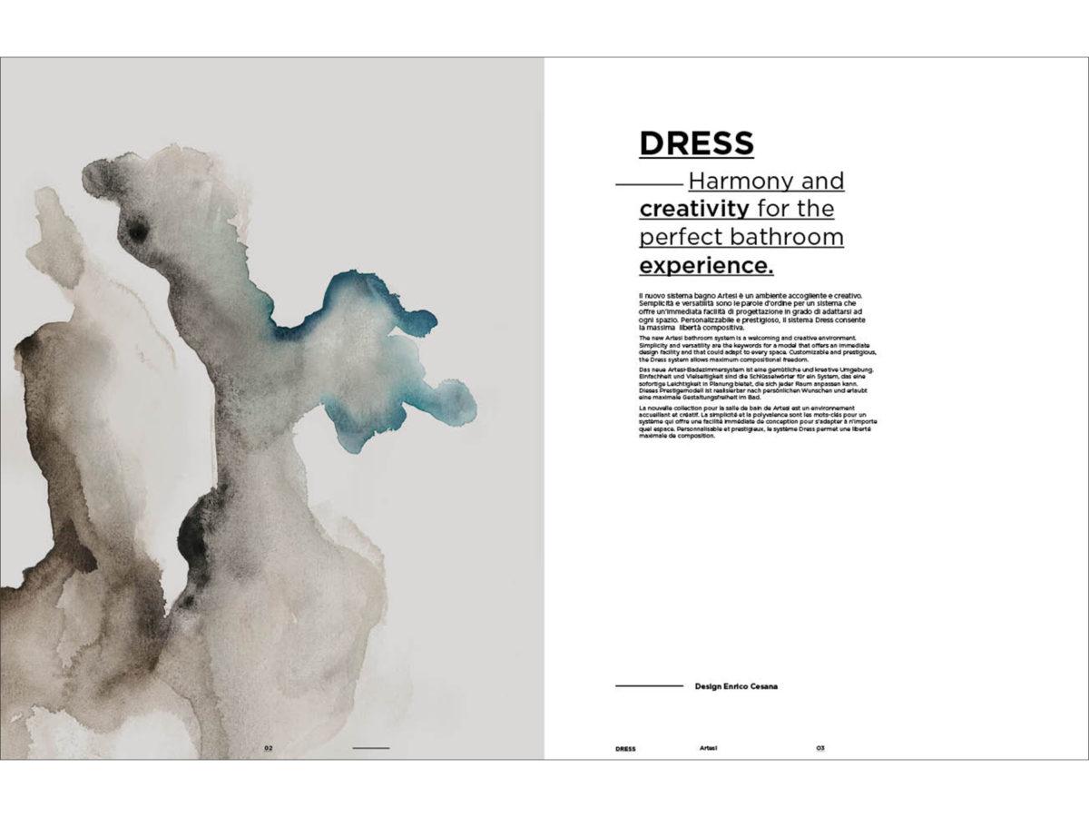 ARTESI CATALOGO DRESS 2018 1